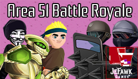 Area 51Batle Royale Game