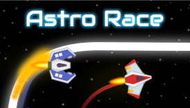 Space drifting racing io game