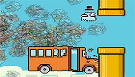 Flappy Royale io game