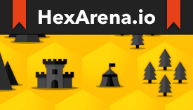 HexArena.io - Multiplayer strategy game