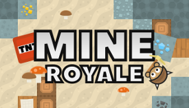 A mining .io game with TNT and diamonds!