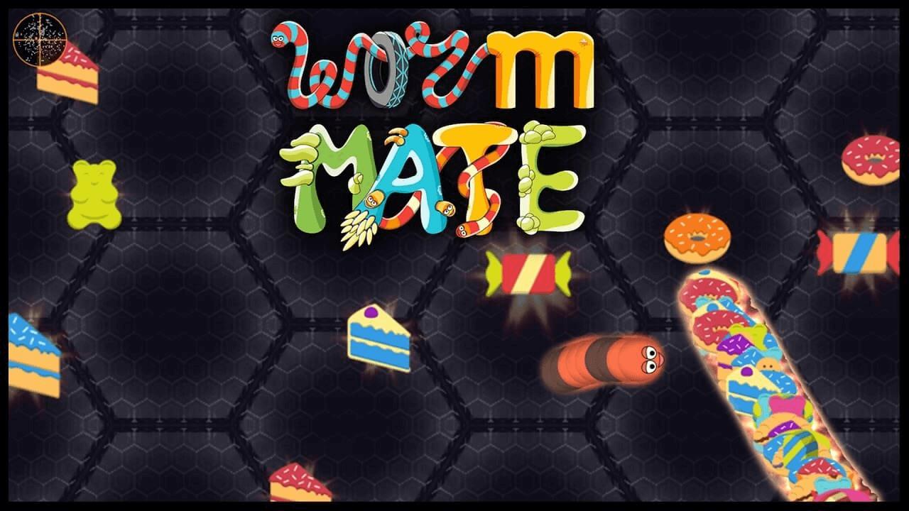 Play WormAte.io