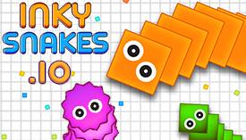 Play Inky Snakes.io