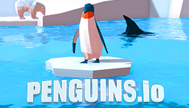 Play Penguins.io