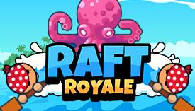 Play Raft Royale.io