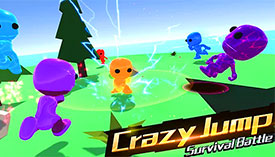Crazy Jump.io онлайн