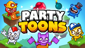 party toons game