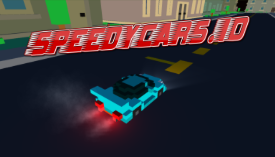 io style car racing game!