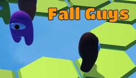Hexafall.io Fall Guys