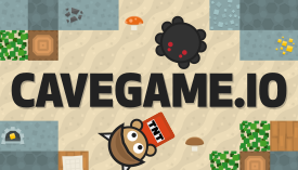 Cavegame.io - the Minecraft .io game
