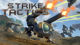 Strike Tactics - HTML5 Browser RTS