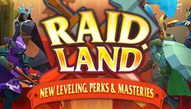 Play Raid.land IO Game