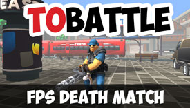 ToBattle.io - Multiplayer FPS Death Match