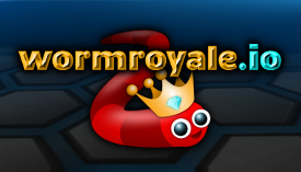WormRoyale.io - Battle Royale